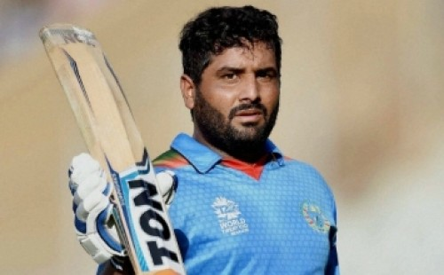 Afghanistan stumper Shahzad banned for doping