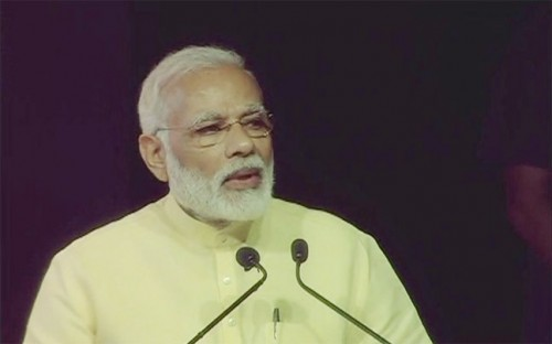 Modi launches scheme for free power connections to four crore rural households