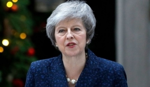 May wins confidence vote by big margin