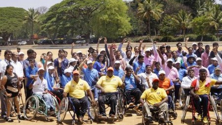 Helo becomes team sponsor of Indian Wheelchair Cricket