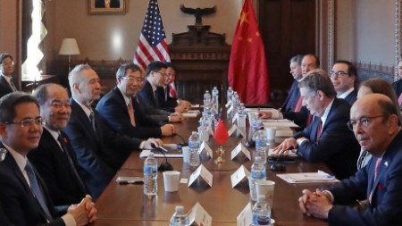 China, US to resume trade negotiations