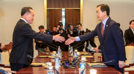 Koreas discuss family reunion, humanitarian issues