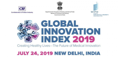 India to host launch of Global Innovation Index 2019