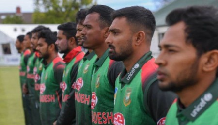 Afghanistan opt to bowl against Bangladesh