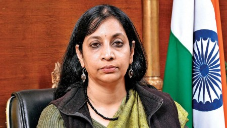 Aruna Sundararajan likely to get 3-month extension