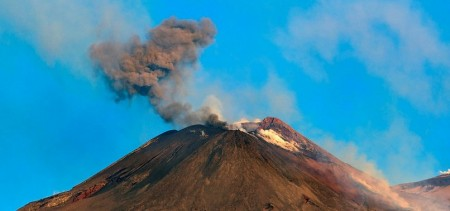 Italy's Mount Etna volcano erupts, closes 2 airports