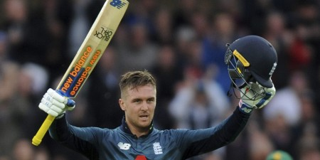 From hospital to hundred, Jason Roy hits special ton