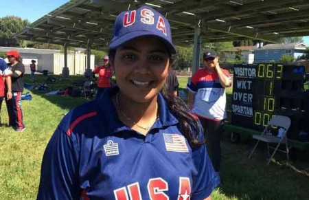 Telangana woman selected for US cricket team