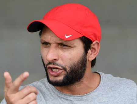 Afridi parts ways with his PSL franchise