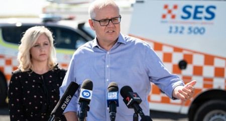 Aus PM calls on EU to release Covid jabs