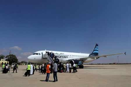 Benghazi airport restarts after three years