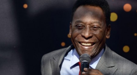 Pele set to travel to Russia for World Cup