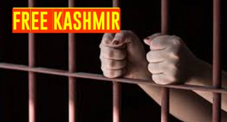 Bengaluru woman held, jailed for holding 'Free Kashmir' placard