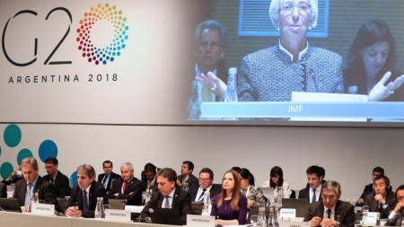 G20 Finance Ministers call for creation of digital tax