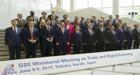 G20 Ministers issue joint statement on digital economy