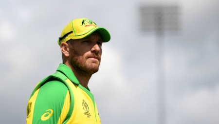 Finch happy with Australia's form ahead of England clash