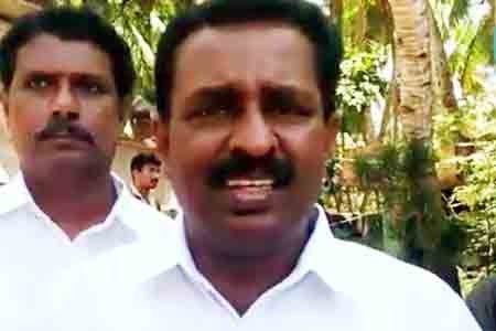Arrested Congress legislator M.Vincent in Kerala suspended from party post