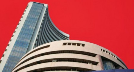 Key Indian equity market in red