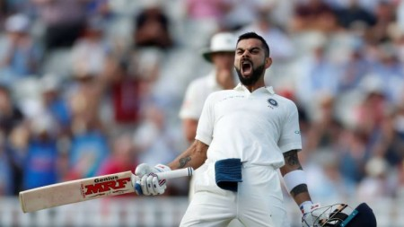 Kohli remains atop ICC Test rankings for batsmen