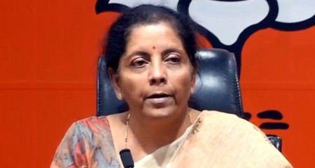 Jaitley was a mentor and guide: Sitharaman