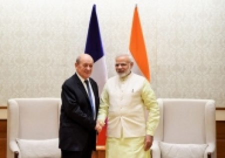 India-France ties not limited to bilateral context: Modi