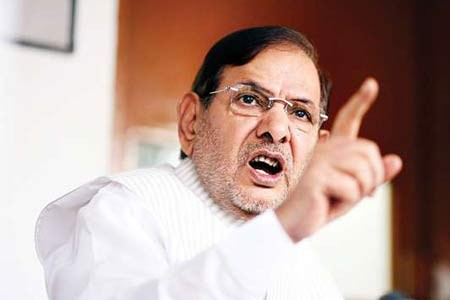 People will fight to save composite culture : Sharad Yadav