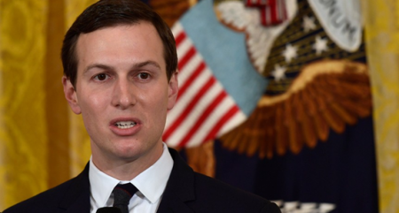 Trump's son-in-law gets back top secret security clearance