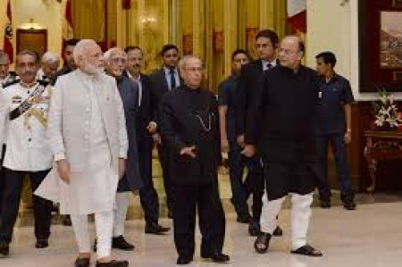 President Pranab Mukherjee to make farewell address to nation on Monday