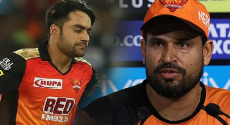 Not surprised by Rashid's batting show: Yusuf Pathan