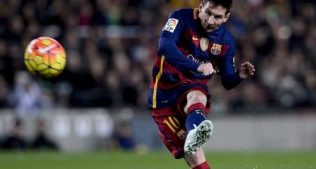 Bad diet was the reason I used to vomit on pitch: Messi