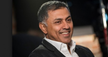 Nikesh Arora named CEO of Palo Alto Networks