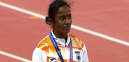 Athlete Gomathi tests positive for banned substance