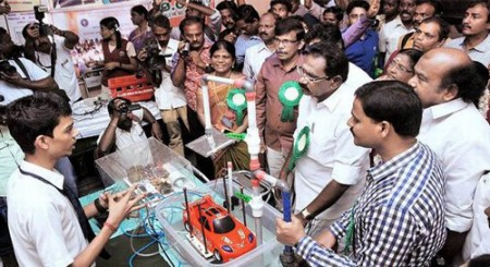 Hi-tech world to be on display at Gujarat science expo