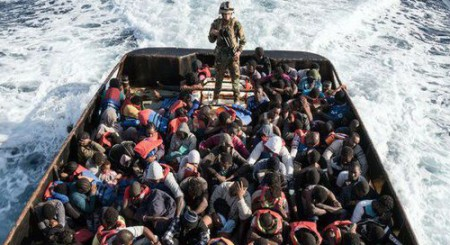 Italian Minister slams charity for rescuing migrants