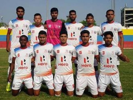 2nd Division League: Hindustan FC leave it late against TRAU