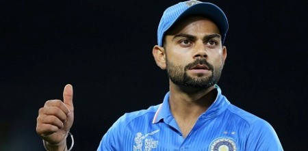 Handling pressure at WC most important: Kohli