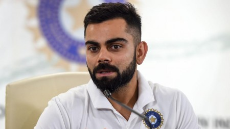 Handling pressure at World Cup most important: Kohli