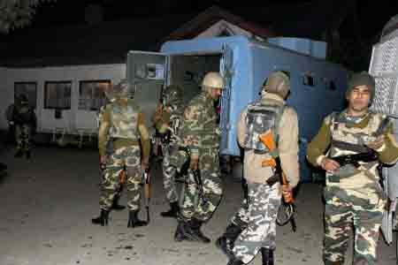Angry CRPF troopers thrash company commander after a colleague dies