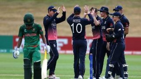 U-19 World Cup: England beat Bangladesh to secure knockouts berth