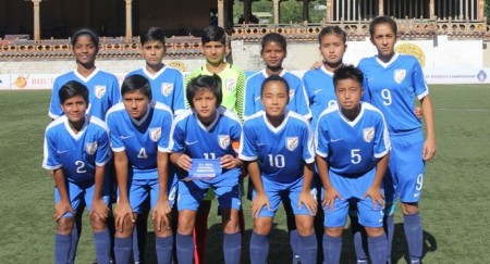 India beat Nepal to make U-15 SAFF final