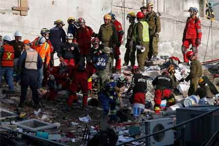 Death Toll in Mexico earthquake rises to 305