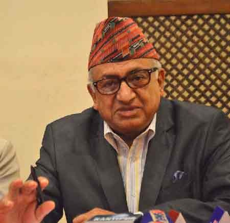Nepalese envoy to India to contest Parliamentary polls in hometown