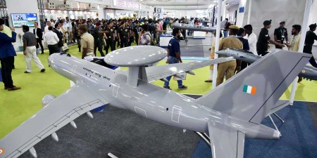 Lucknow to host arms show DefExpo in February