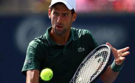 Djokovic rallies to defeat Mannarino in Cincinnati third round