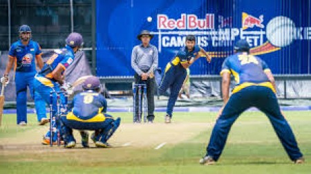 DAV Chandigarh win 2019 Red Bull Campus Cricket India