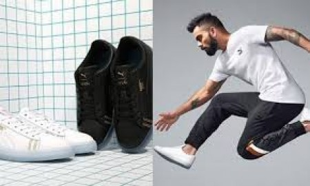 PUMA launches special edition shoes for Kohli