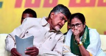 Chandrababu Naidu to meet Mamata Banerjee in Kolkata