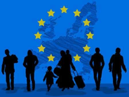 Intensifying efforts to handle migration : EU