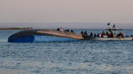 Survivor found 2 days after Tanzania ferry capsize, toll hits 170