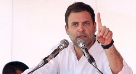 MIM shares BJP's ideology of hatred, says Rahul Gandhi